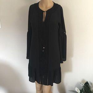 White House Black Marker Dress 2P NWOT
